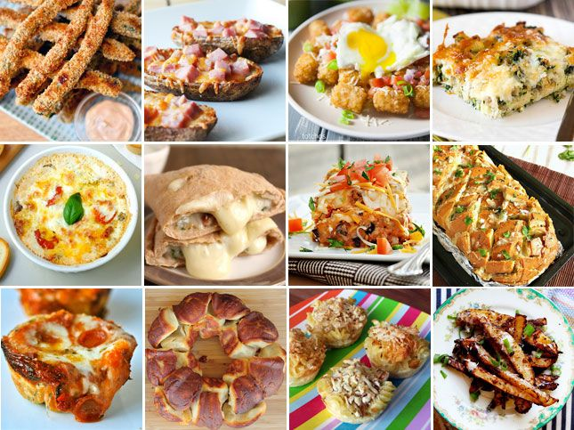 12 Hangover Helper Foods for New Year's Morning