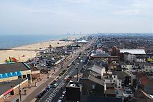 Great Yarmouth. I remember going here as a kid. I wonder what it's like now.