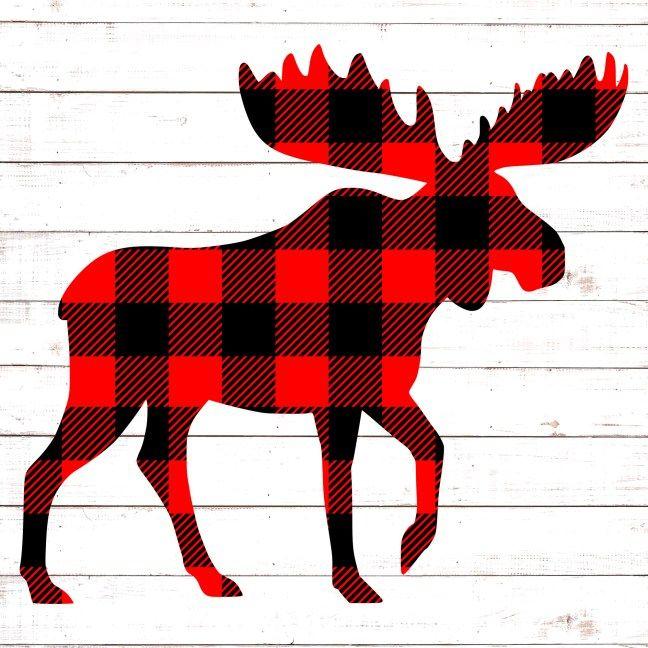 ANIMAL STENCILS REINDEER 2 STENCIL CHRISTMAS The Artful Stencil