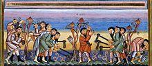 CodexAureusEpternacensisf76fDetail - Ottonian art - Wikipedia
