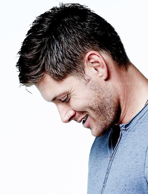 Jensen Ackles #Supernatural Season 9 Promo Photoshoot <3