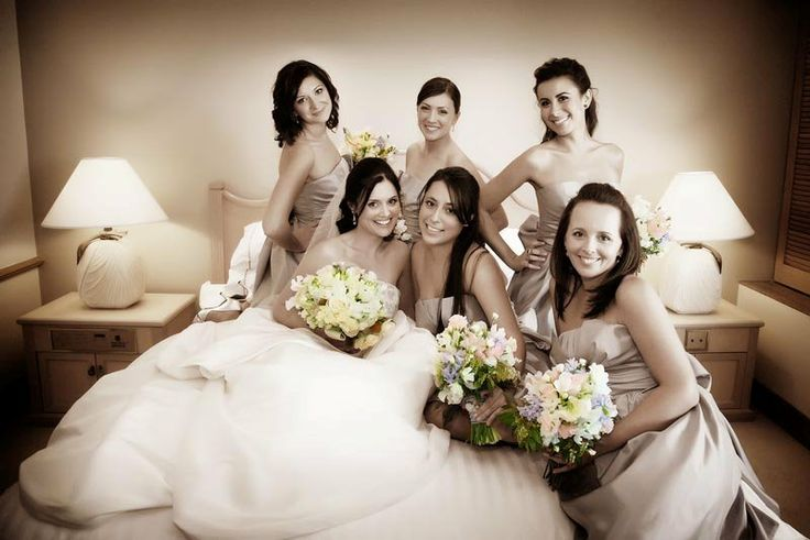 Bridal Party Flowers – Function Accessories