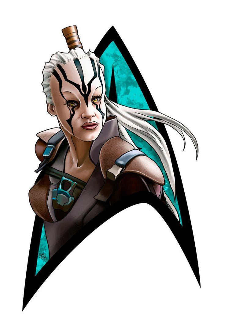Jaylah Star Trek by gabiFaveri.deviantart.com on @DeviantArt