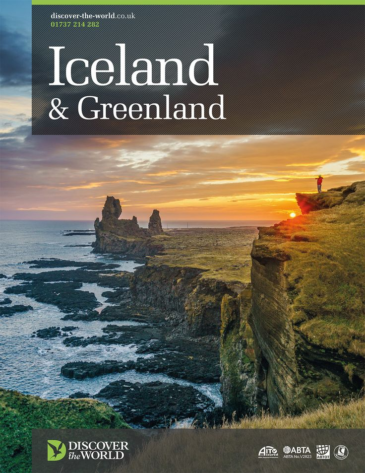 Our new Iceland & Greenland brochure showcases a range of itineraries and ideas - including self-drives, escorted holidays, excursions and much more. Order your copy or read it online here: http://www.discover-the-world.co.uk/brochures