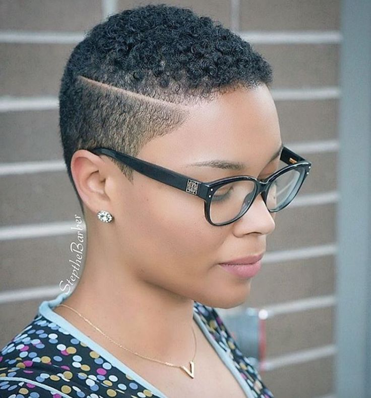 Terrific 1000 Ideas About Short Natural Hairstyles On Pinterest Kinky Hairstyles For Women Draintrainus