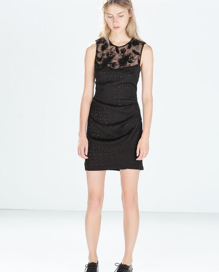 Image 1 of COMBINED DRESS from Zara 26eur