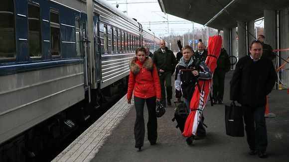 The TAK estimates that visits to Finland by Russians grew by nine percent in 2013, compared to 30 percent for each of the preceding two year...