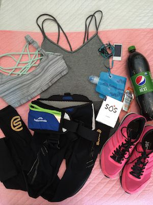 9 Cool Fashion + Fuel Things for my Marathon - nzgirl