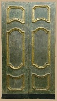 Porta antica originale, napoletana, del 1600