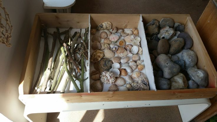 More exploring at Chadwell Pre-school