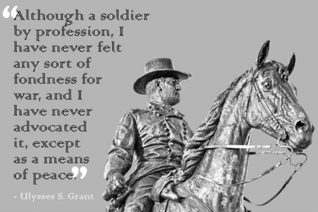 the history and military career of ulysses s grant Ulysses s grant graduates the united  grant entered the united states military academy  ©2018 mchabu the history of us® and the history of the world .