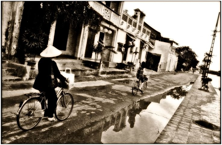 Early Morning in Hoi An, Vietnam