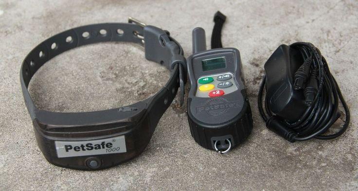Petsafe 1000 remote control electric dog collar #PetSafe