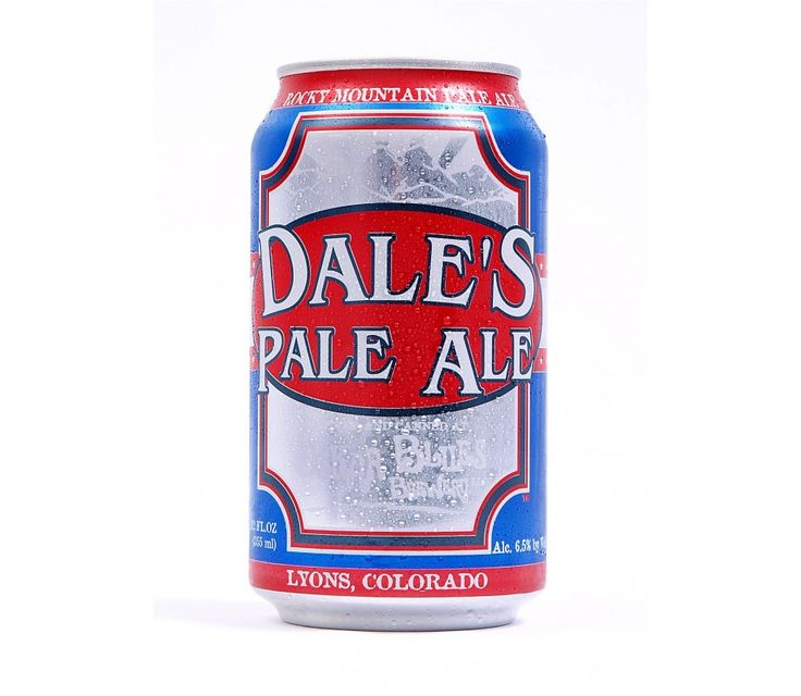 Come in and try a Dale's Pale Ale
