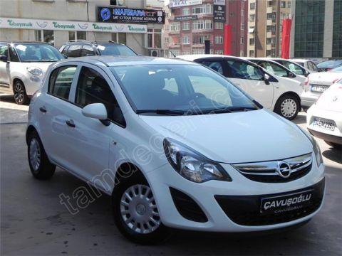 Opel Corsa 1.3 Cdti Essentia 2014 Model