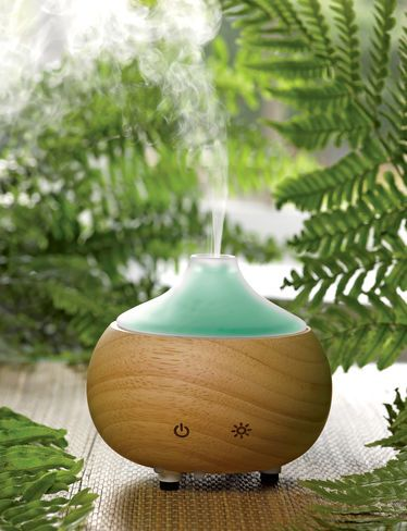 Ultrasonic Aroma Oil Diffuser                                                                                                                                                                                 More