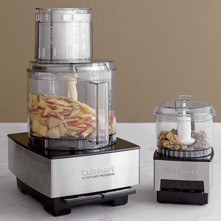 Cuisinart food processor 14cup reviews crate and