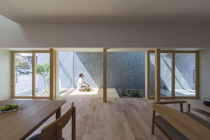 草津の家   滋賀県 建築設計事務所 建築家 ALTS DESIGN OFFICE (アルツ デザイン オフィス)