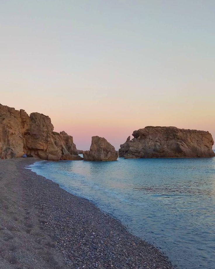 Calmness of mind  #sunset #beach #visitcrete #beachlife #colourful #sea #sand #instatravel #crete #creteisland #travelgram #mysticcrete #friends #visitgreece #greece #greeksummer #summer #picoftheday #calm #VacationModeOn #incrediblue #incrediblecrete #instagood #instamood #ilovecrete #cretanlandscape
