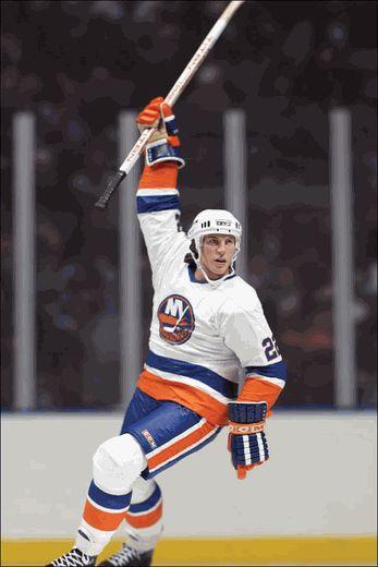 Mike Bossy (New York Islanders) NHL Legends 2 McFarlane