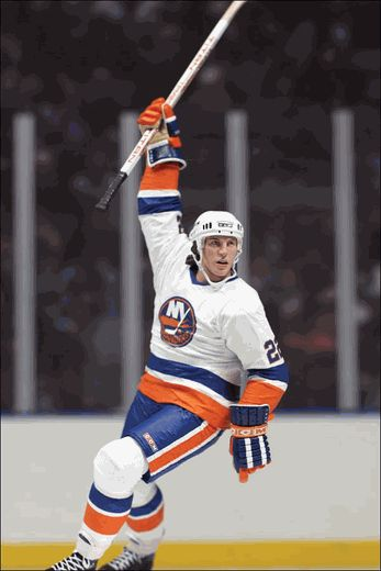 Mike Bossy (New York Islanders) NHL Legends 2 McFarlane