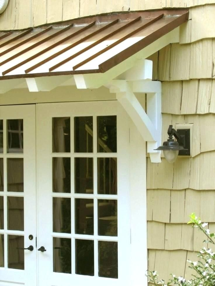 Google Image Result For Http Www Exclusivefloraldesigns Com Box1 Do Roof Over Front Door Entrance Nz Medium S Front Door Awning House Awnings Diy Front Porch