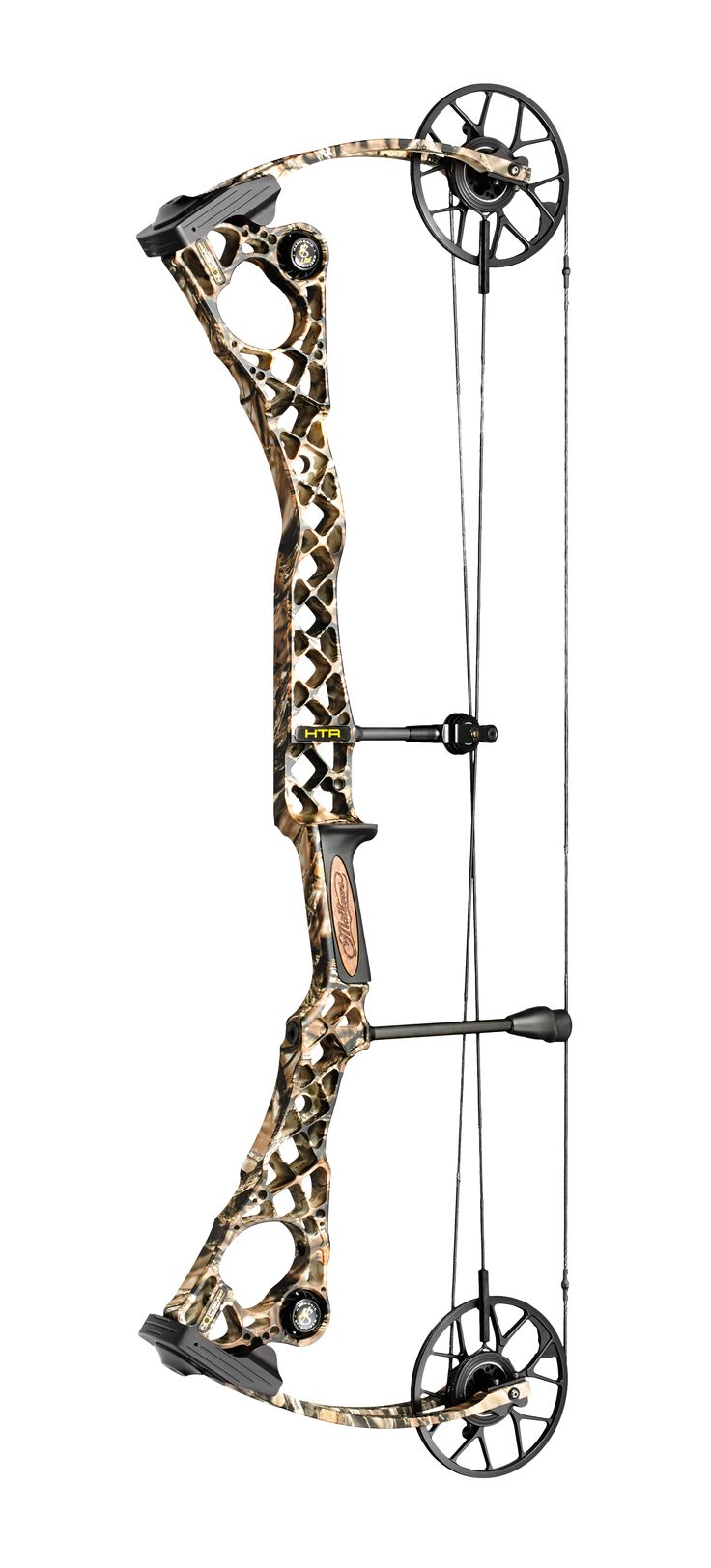"Matthews No Cam. Brace Height 6 5/8"" //   Draw Weight 50, 60 & 70 lbs  // Bow Weight 4.14 / 4.3 lbs (With Two Harmonic Stabilizers) //  approximate  Let-off 65%, 75%, 85%  // Draw Lengths 24-30""  // Half Sizes 24.5-29.5"" //   String/Cable String: 59 7/8"" Cable: 37 5/8"" //   Riser Length 28.92"" // IBO Rating up to 330 fps  Axle-to-Axle 32"" // MSRP $1099"