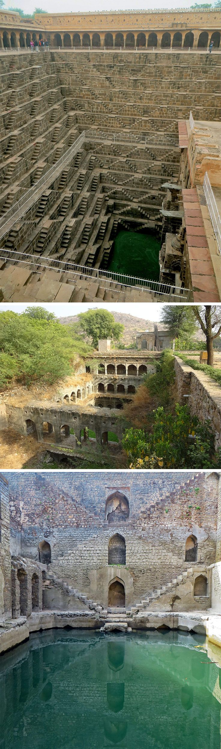 The Vanishing Stepwells Of India: A New Book By Victoria Lautman Documents  The Fading Relics