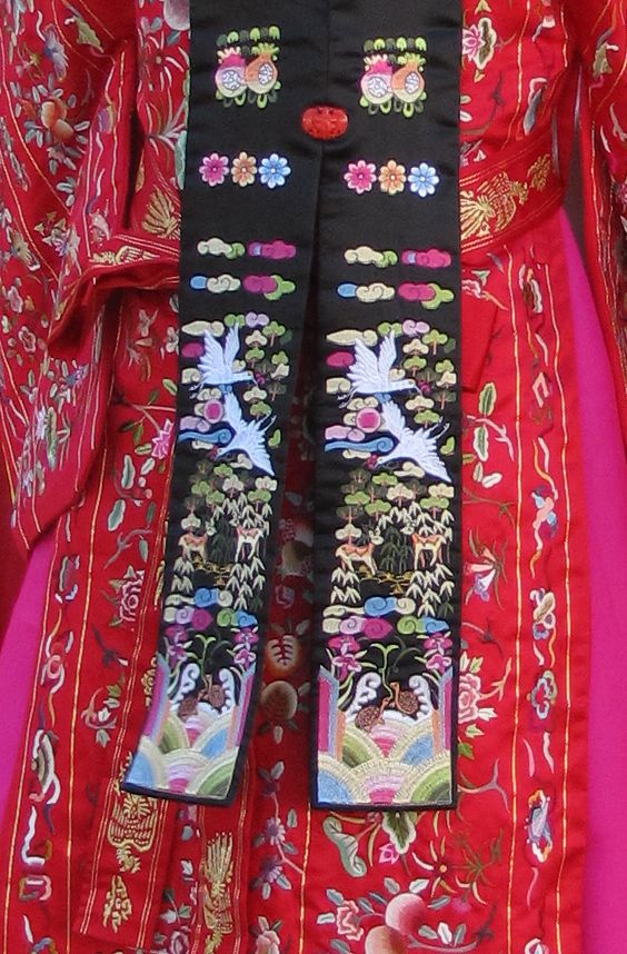 Korean embroidery