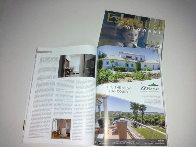 You can find us in the Essencial Magazine.