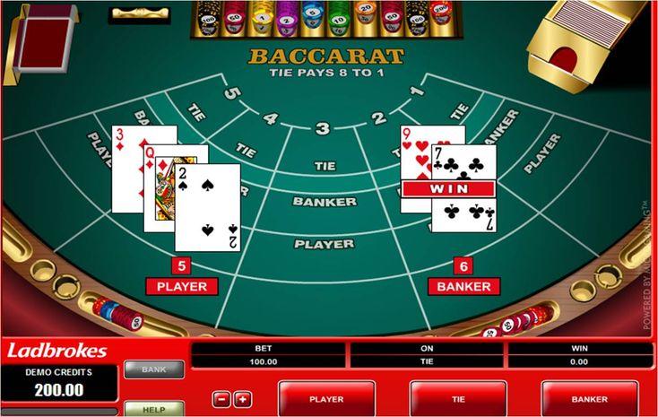 Cara Curang Bermain Judi Baccarat Casino Online