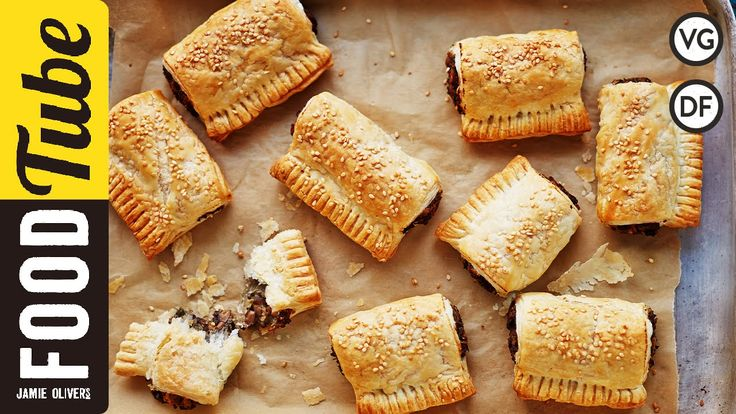 These amazing meat-free sausage rolls are perfect for any celebration. From the chestnut mushrooms to the hearty veg these perfect parcels are packed full of...