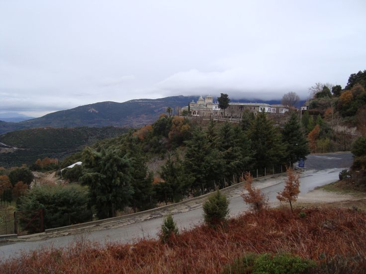 Pilio, Greece http://goo.gl/yUeD7k #travel #winter #greece