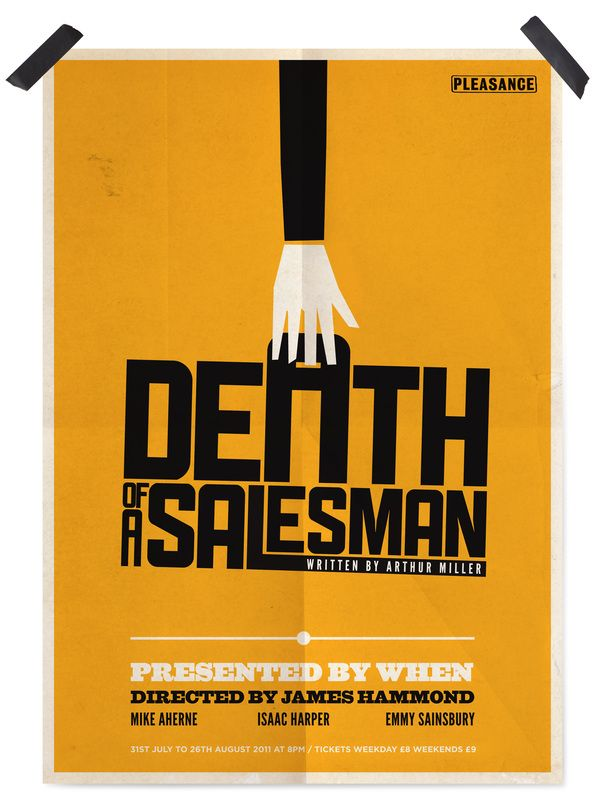 higher english death of a sales Gcse english literature death of a salesman learning resources for adults, children, parents and teachers.