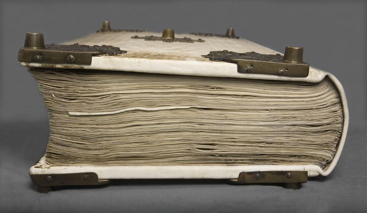 The Codex Gigas (English: Giant Book) is the largest extant medieval manuscript in the world.