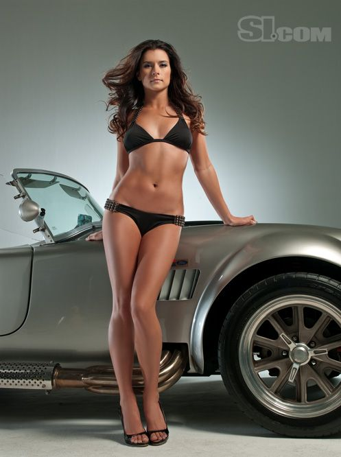 Sports illustrated danica bikini pics And