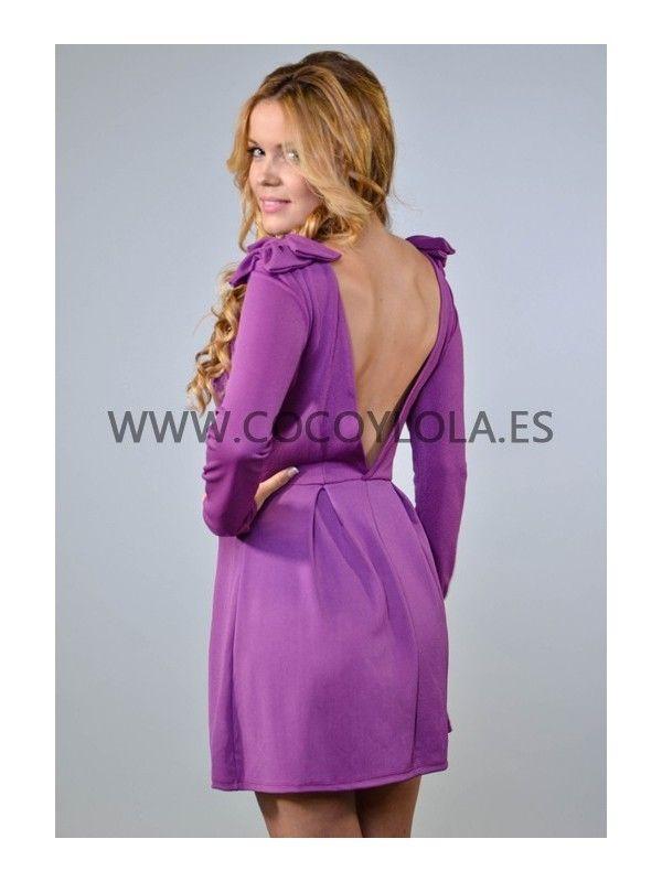 38 best Vestidos de fiesta images on Pinterest | Party dresses ...