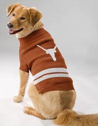 Texas Longhorns Dog Sweater $24.99 http://shop.texassports.com/Texas-Longhorns-Dog-Sweater-_-919511546_PD.html?social=pinterest_pfid50-12658