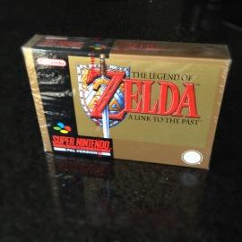 Zelda CiB for SNES #Zelda #Link #SNES #Super #Nintendo #CiB #Retro #Gaming #SuperNintendo