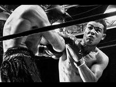 Джек Джонс и Джо Луис. Жестокий ринг. Черные против белых.