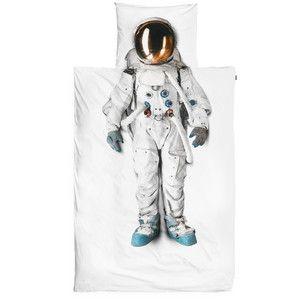 Povlečení Snurk Astronaut, 140 x 200 cm