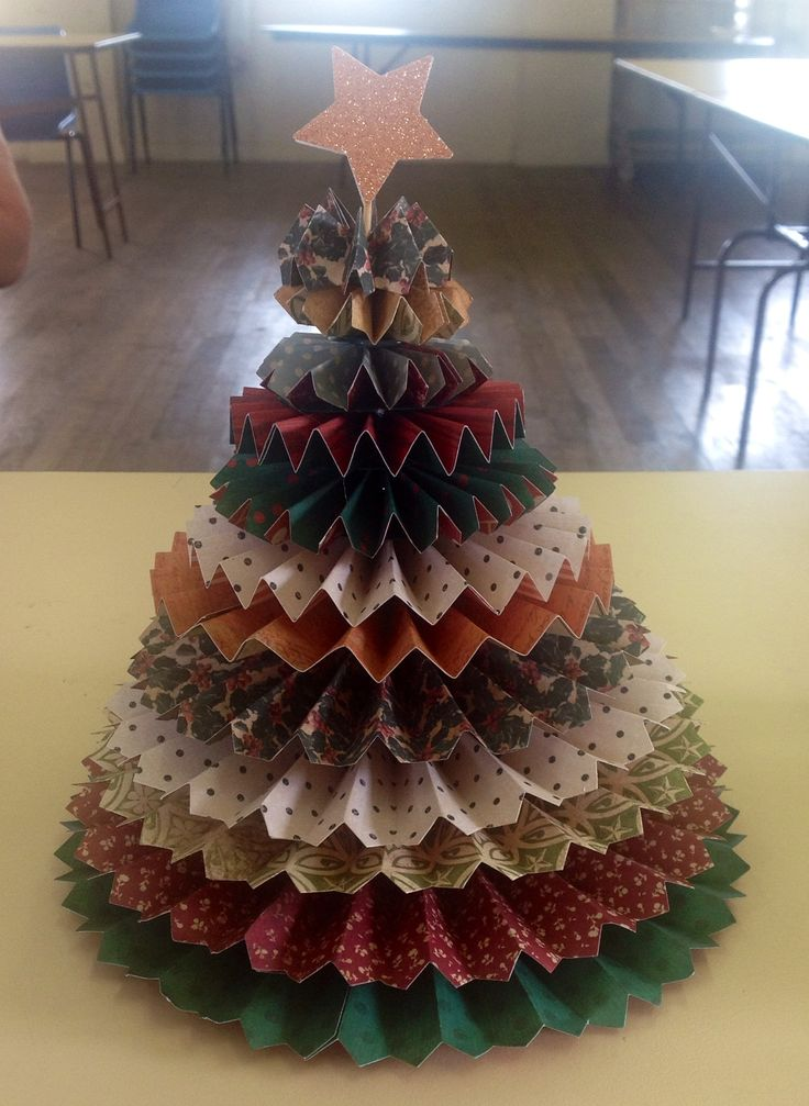 Christmas tree I made at paperdolls