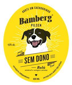 Uma cervejaria do interior de São Paulo em parceria com a ONG 'Adote um Focinho', que cuida de cães abandonados, lançaram uma campanha que estimula a adoção de animais desabrigados.