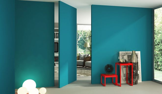 les 25 meilleures id es de la cat gorie porte invisible sur pinterest syst me de rail porte de. Black Bedroom Furniture Sets. Home Design Ideas