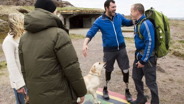 Inspiring others put losing #RaceCDA into perspective for #TeamMitic