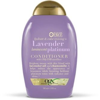 Ogx Hydrate & Tone Reviving Lavender Luminescent Platinum Conditioner 13 oz $6.29   Visit www.BarberSalon.com One stop shopping for Professional Barber Supplies, Salon Supplies, Hair & Wigs, Professional Product. GUARANTEE LOW PRICES!!! #barbersupply #barbersupplies #salonsupply #salonsupplies #beautysupply #beautysupplies #barber #salon #hair #wig #deals #sales #Ogx #Hydrate #Tone #Reviving #Lavender #Luminescent #Platinum #Conditioner