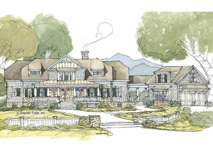 128 migliori immagini dream house plans su pinterest