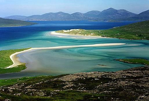 Luskentyre (Losgaintir) is situated on the spectacular west coast of South…