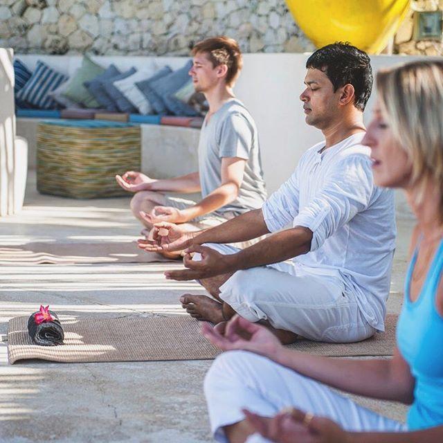 Keen to get rid of those mid-week aches? Come join our soothing yoga classes at Karma Spa at Karma Kandara! 🙏🏻  #ExperienceKarma #KarmaSpa #KarmaResorts #KarmaKandara #Ungasan #Bali #Indonesia  #WonderfulIndonesia #Spa #Relax #Travel #Luxury #Beautiful #Amazing #Love #Instagood #Follow #PhotoOfTheDay #Island #Holiday #Holidays