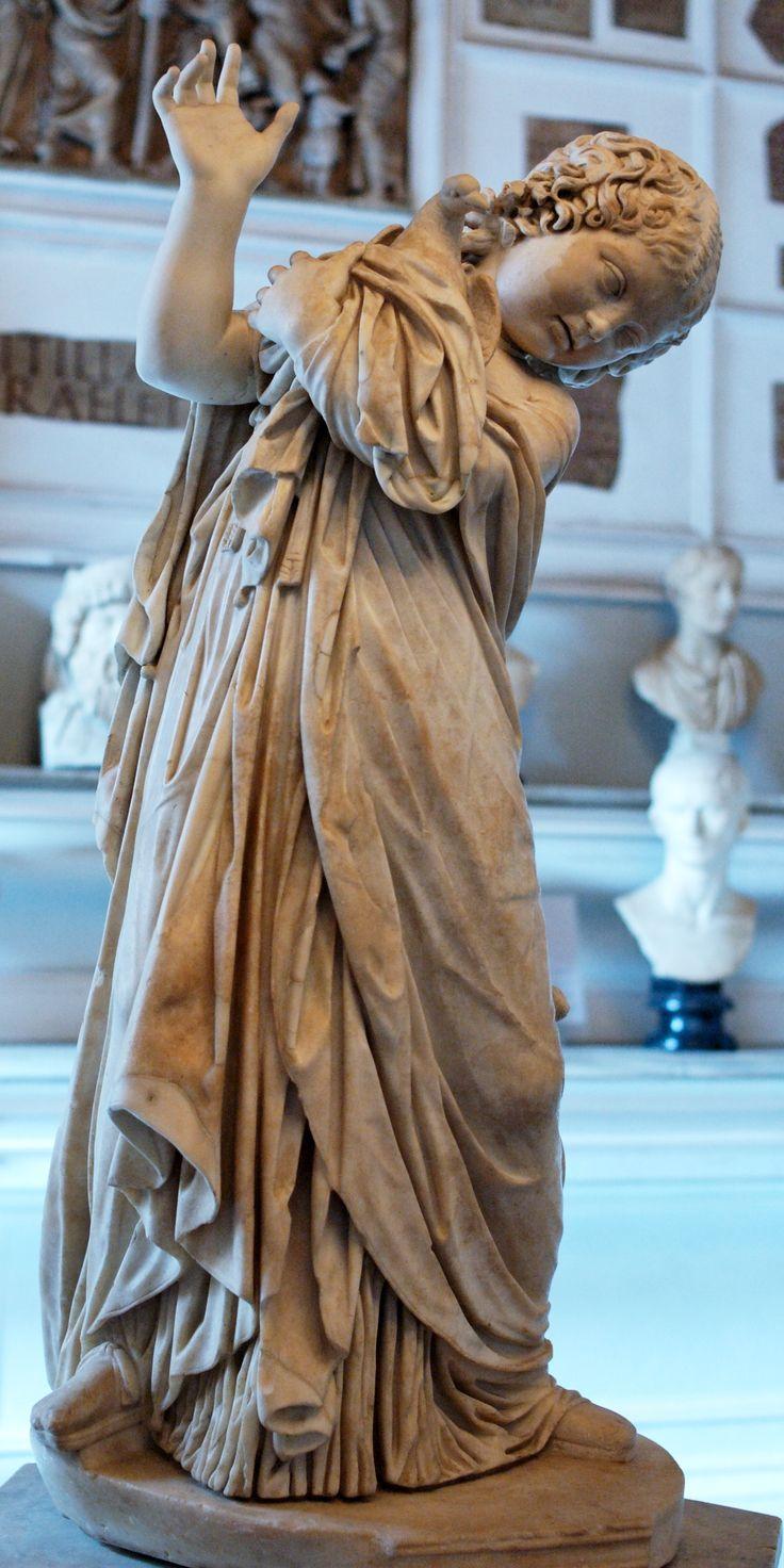 Niña con paloma - Museos Capitolinos